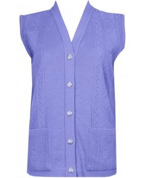 Lilac Waistcoat