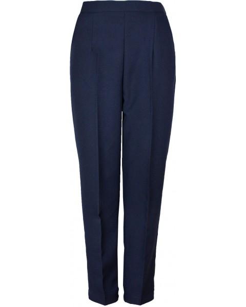 "Ladies Half Elasticated Trousers Long length (29"")"
